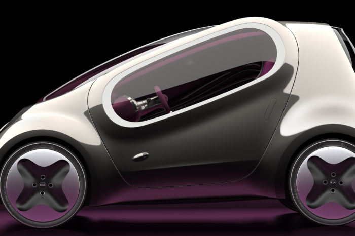 Kia is going for electric microcar market