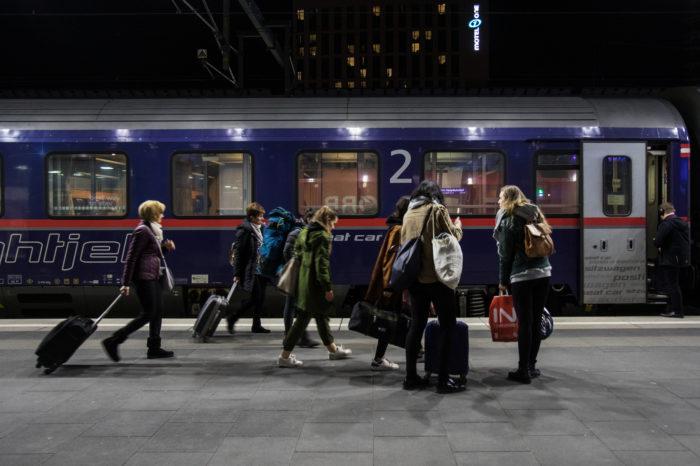 Night trains to make comeback in Belgium?