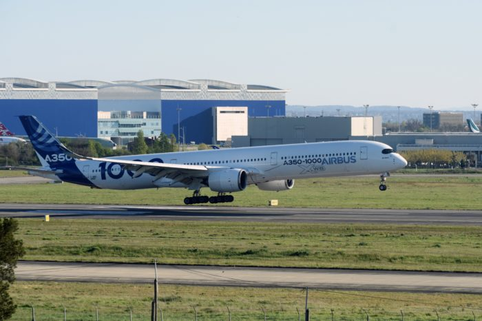 France: €15 billion aid for aeronautics sector