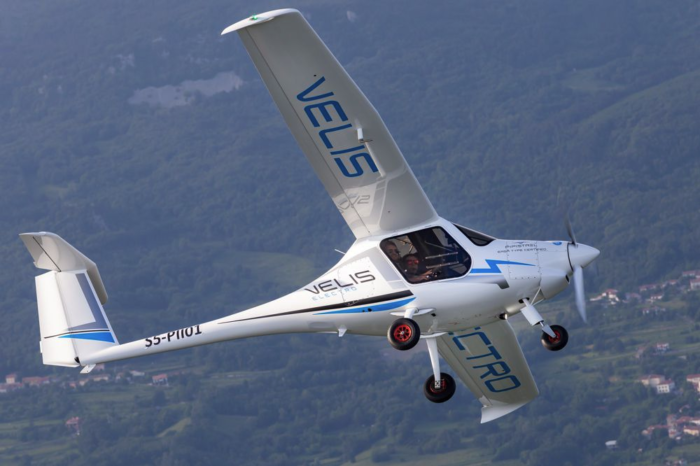 World's first fully electric airplane to get certified