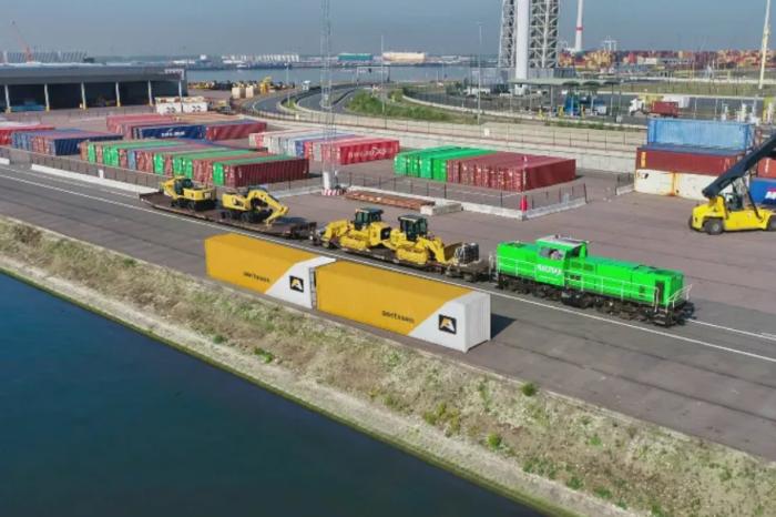 Aertssen Logistics: 1 000 fewer trucks on Antwerp Ring