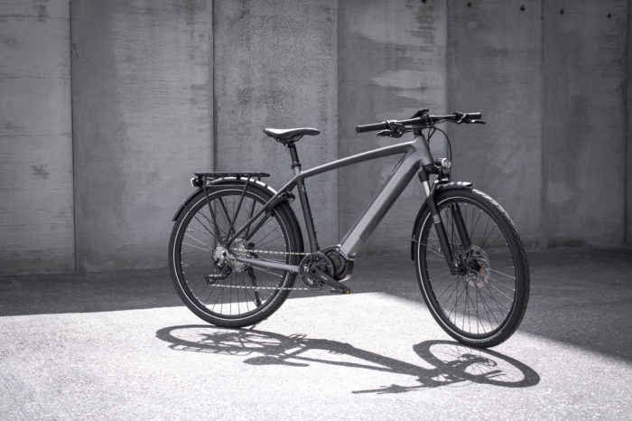 Triumph Motorcycles introduces first e-bicycle