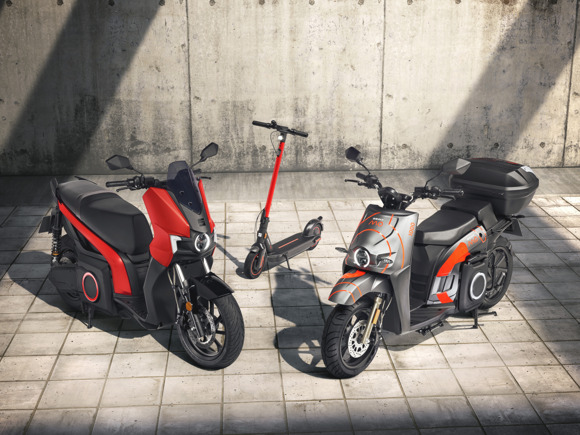 Seat kicks off MÓ brand for electric two-wheelers