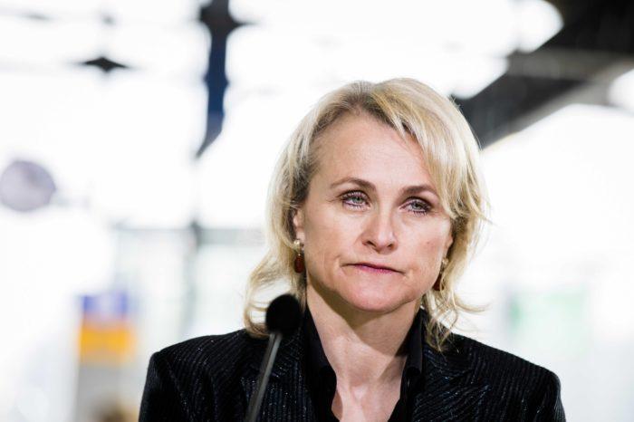 Marjan Rintel first woman to lead Dutch railway company