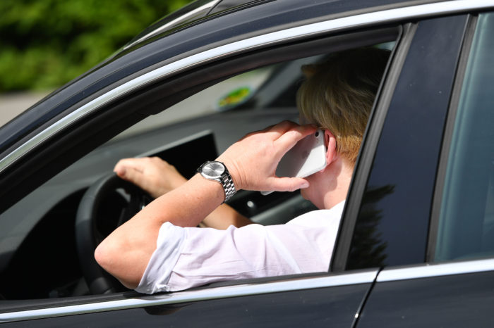 'More Belgian traffic offenses than ever in 2019'