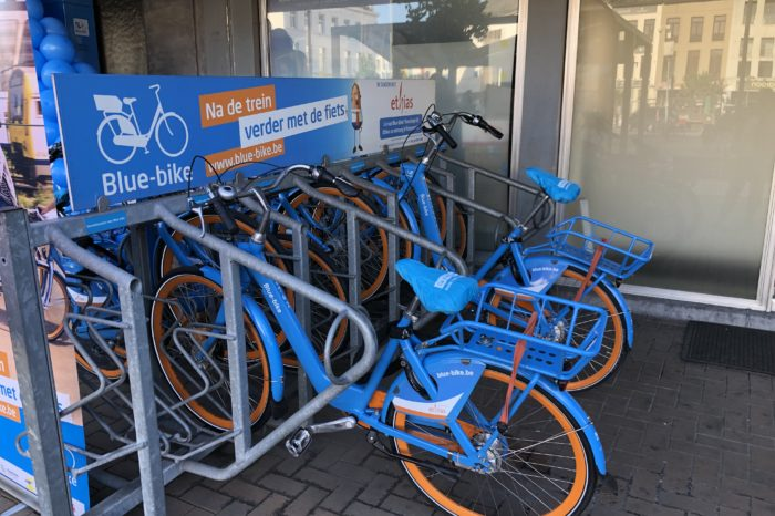 Blue-bike offers 10 000 free test rides
