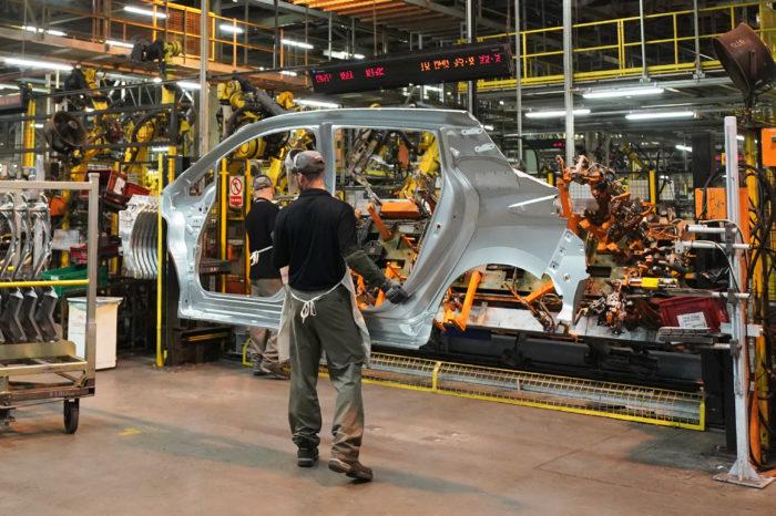 British car industry derails, Nissan Sunderland is the exception