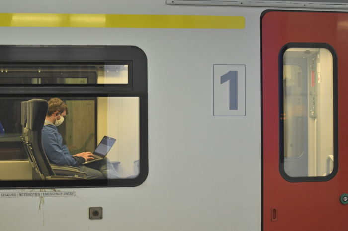Aiding public transport in the Netherlands and Belgium