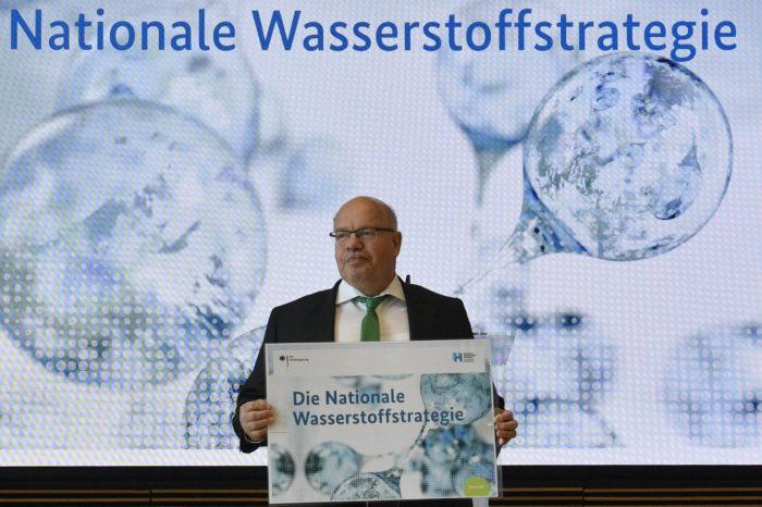 Germany bets €9 billion on green hydrogen