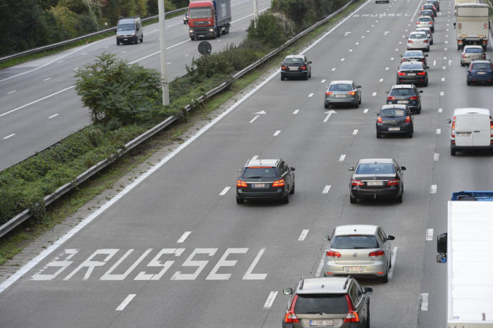Brussels works on pro-telework mobility plan