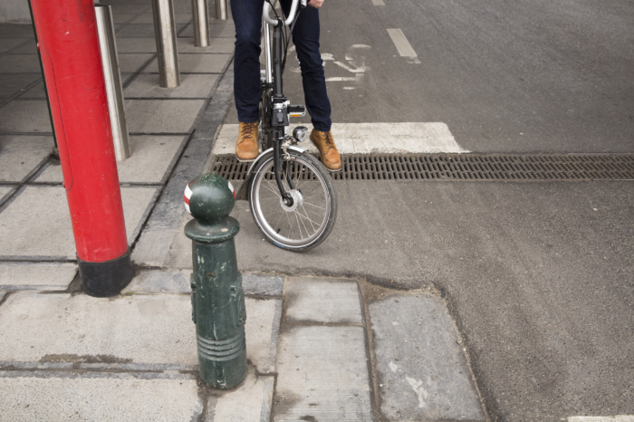No car involved in four out of five cycling accidents