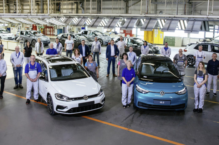 VW transforms Zwickau into largest EV factory in Europe