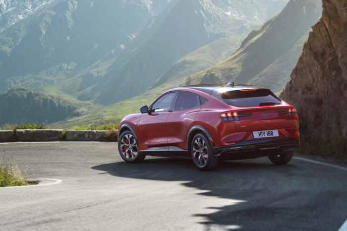Ford's Mustang Mach-E ready to tackle Tesla
