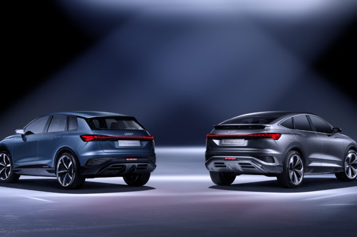 Audi's electric Q4 e-tron comes in 2021