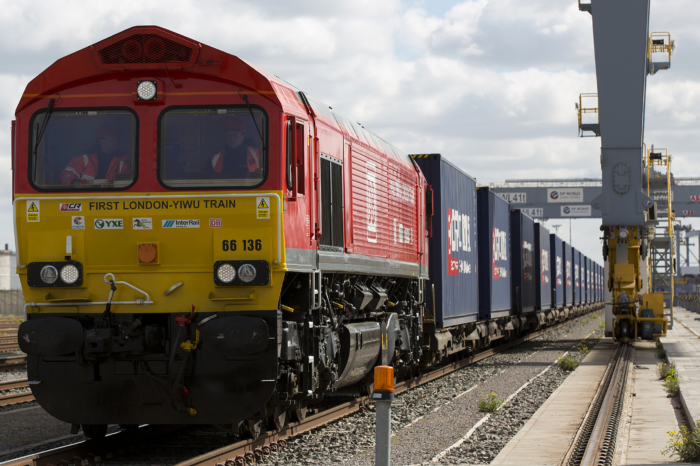 Rail freight 'to take twice as much freight out of traffic jams'