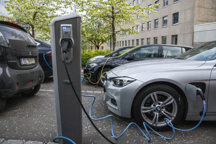 Brussels: 11 000 charging points by 2035