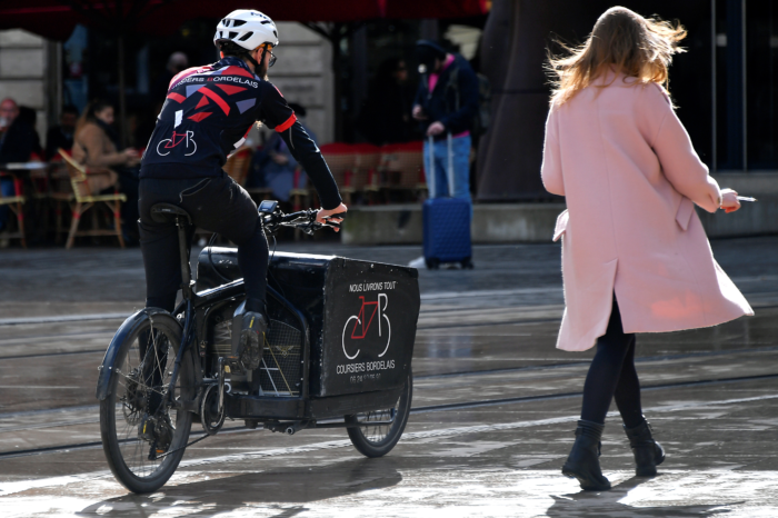Brussels bets on cargo bikes