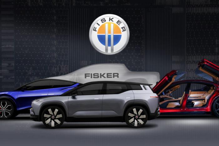 Fisker presents four-car line-up