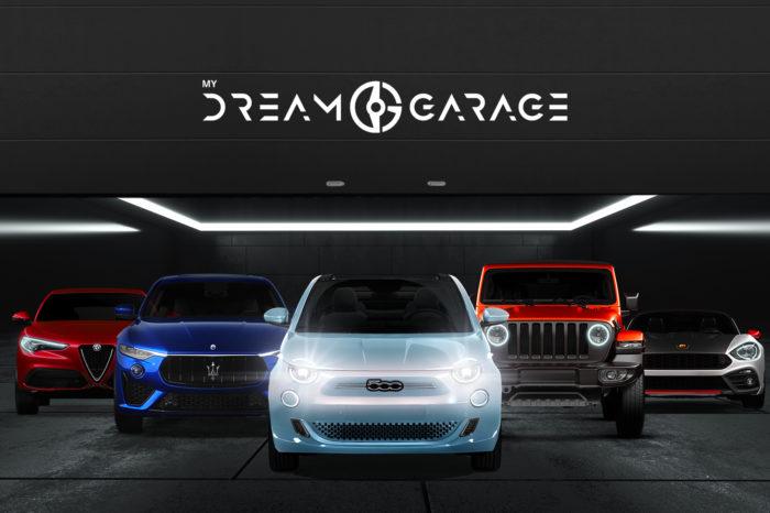 Fiat introduces My Dream Garage car-sharing app