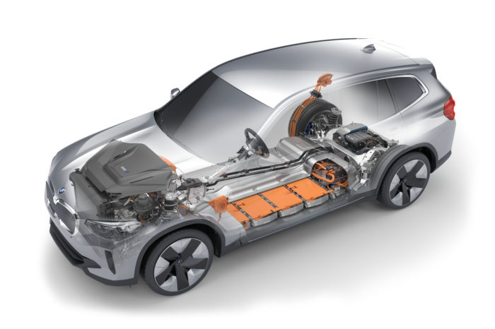 BMW gets 'green' battery cells from Northvolt