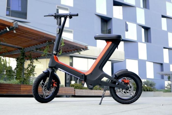 Electric bike-scooter hybrids from Wheels settle in Brussels