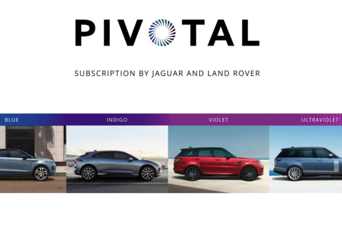 ICE or EV? JLR's 'Pivotal' gives you the choice