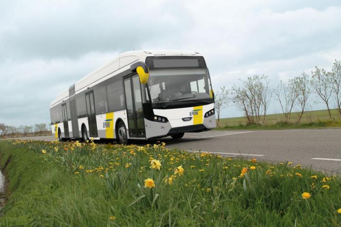 De Lijn orders 70 hybrid buses from VDL