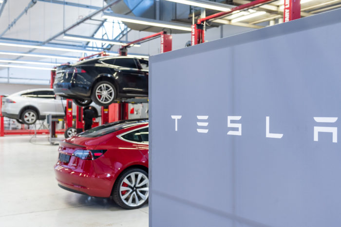 Tesla second biggest 'car dealer' in The Netherlands