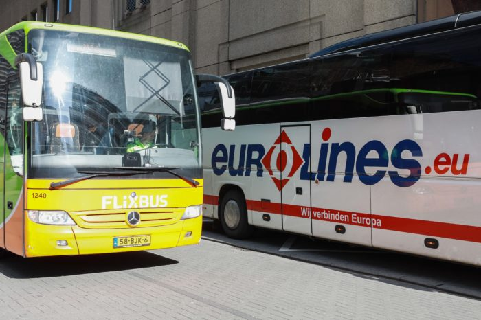 Coach operator Eurolines goes bankrupt