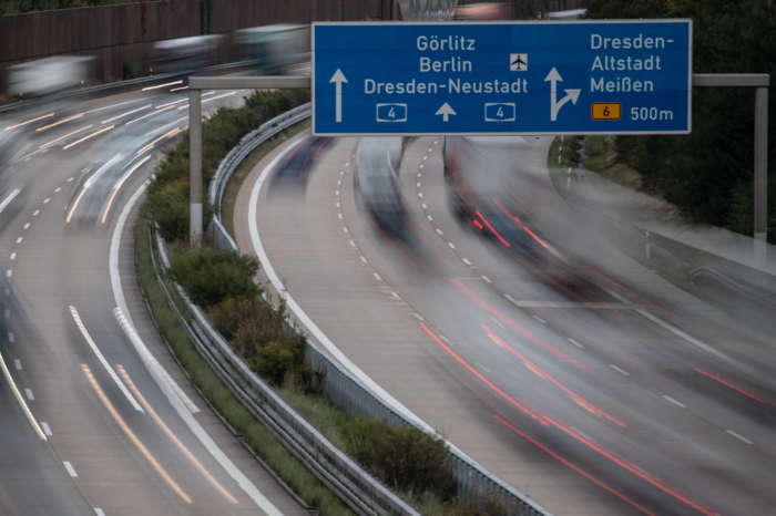 '54% of Germans in favor of 130 km/h speed limit'