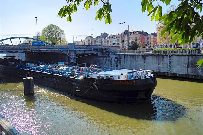 Unmanned ships on Flemish waterways by 2030