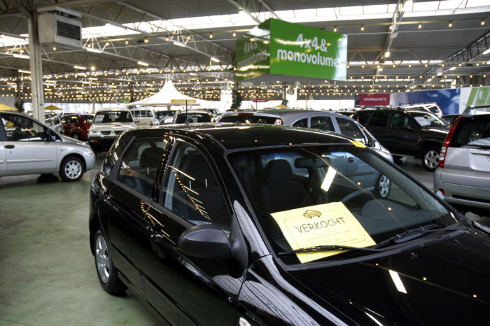 Post-lockdown second-hand car market is booming
