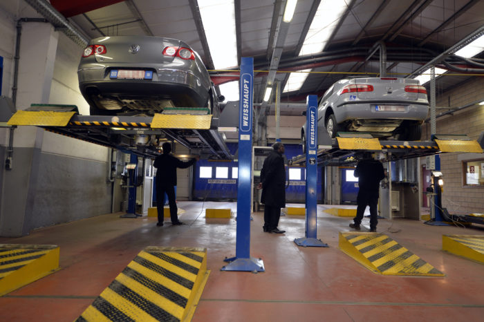 Wallonia: 180 000 cars waiting for technical inspection