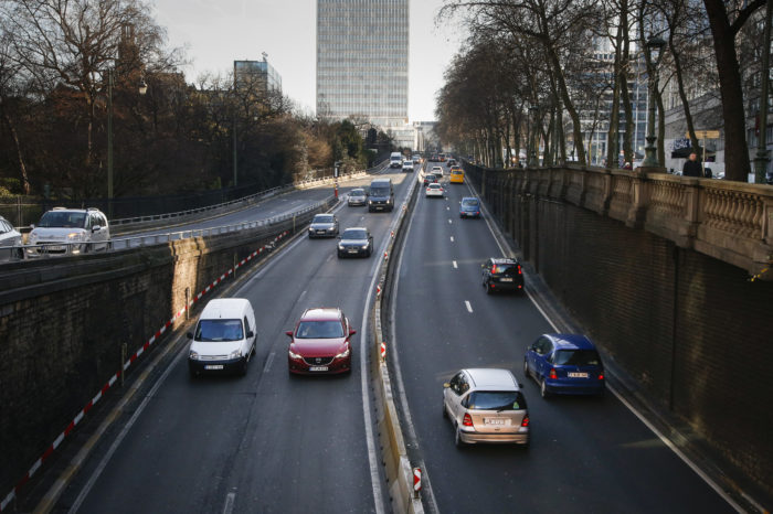 Two more Brussels inner-ring tunnels closed in July
