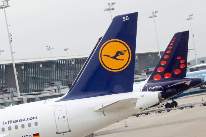 Agreement with Lufthansa saves Brussels Airlines