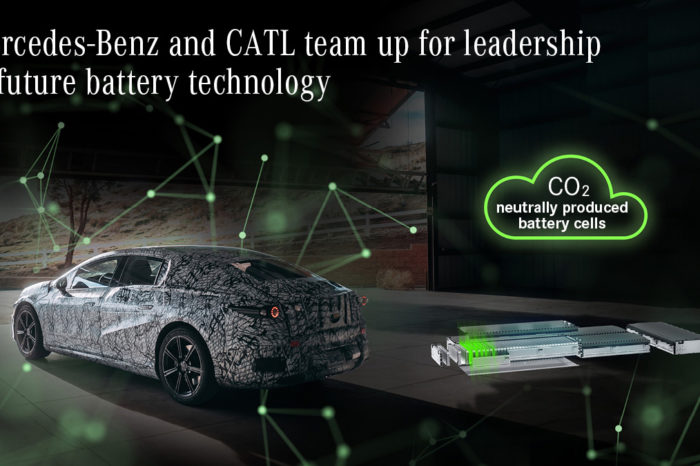 Mercedes EQS gets 700 km-range CATL battery