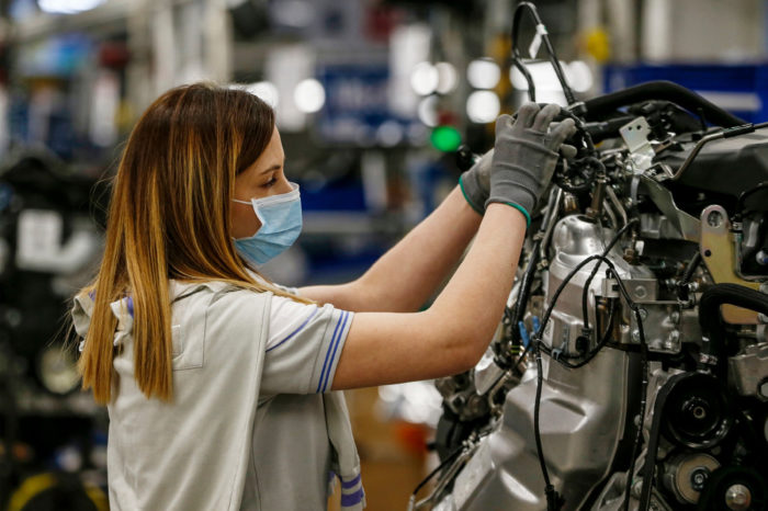 European car industry: recording the damage, hoping for better