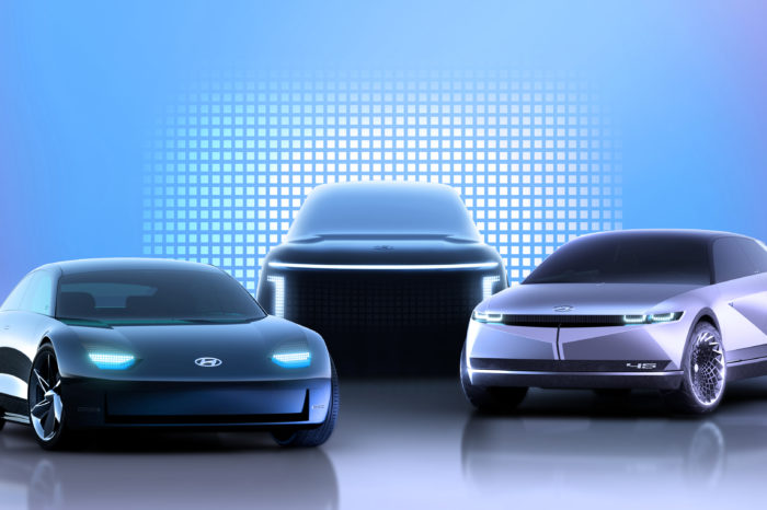 Ioniq becomes electric car division of Hyundai