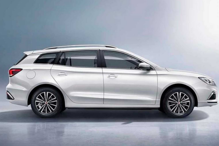 Chinese MG to launch EV station wagon in UK