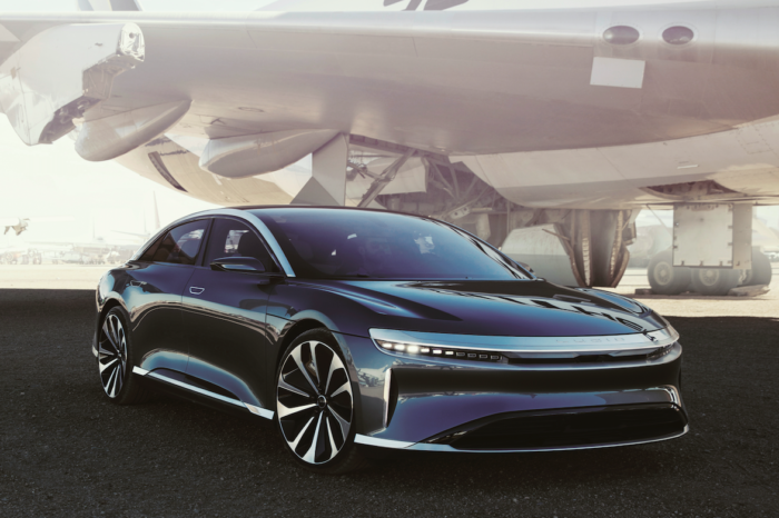 Lucid Air gives Tesla the go-by in 'real-world' EV-range test