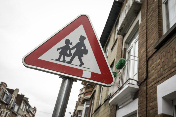 Vias: '40% of accidents happen on the way to or from school'