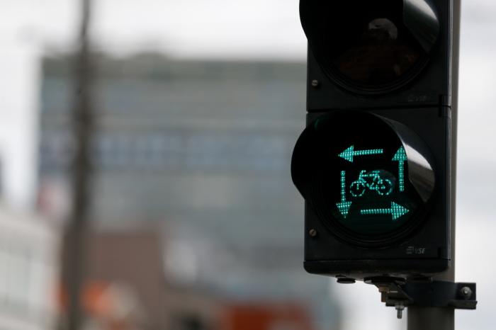 Hacked 'virtual cyclist' can manipulate Dutch traffic lights