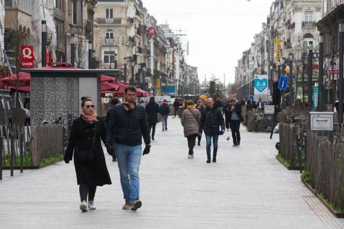 Brussels: 'Pedestrian zones won't affect commerce'