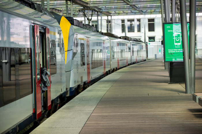 Belgian rail finally considers reservation system
