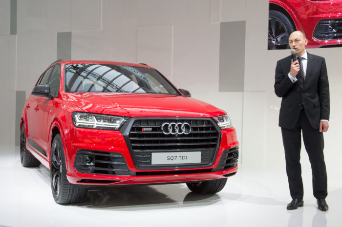 Four more Audi execs charged in dieselgate scandal