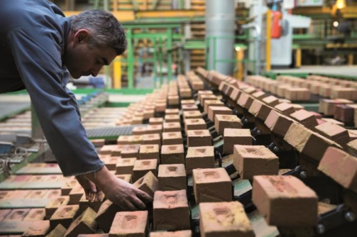 Belgian brickmaker produces 'CO2-absorbing' bricks