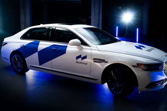 Hyundai-Aptiv autonomous driving venture turns into 'Motional'