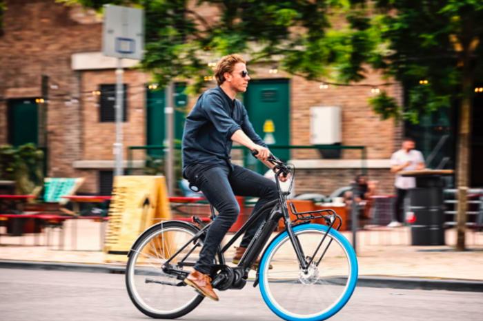 Swapfiets introduces new Power 7 e-bike