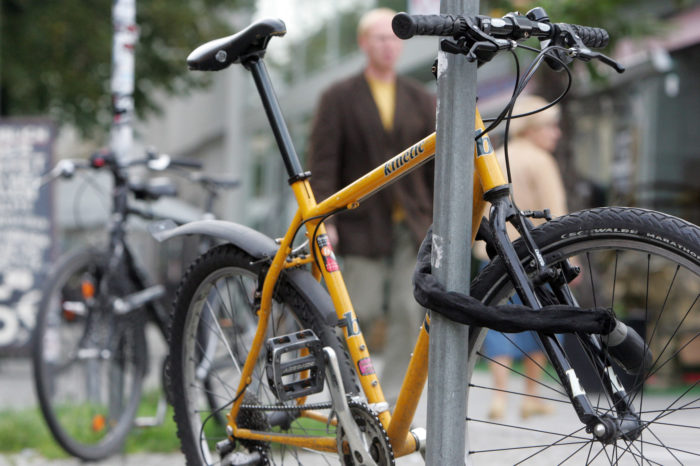 Paris: bicycle theft increases by 62%