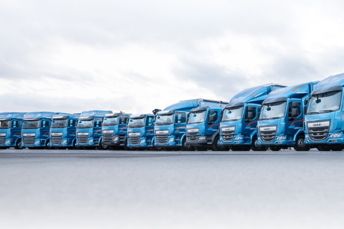 Transport companies claim €410 million damages from DAF